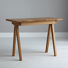 Buy Bethan Gray for John Lewis Noah Dressing Table, Oak Online at johnlewis.com