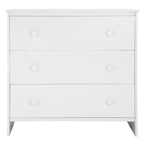 Buy little home at John Lewis Devon 3 Drawer Chest Online at johnlewis.com