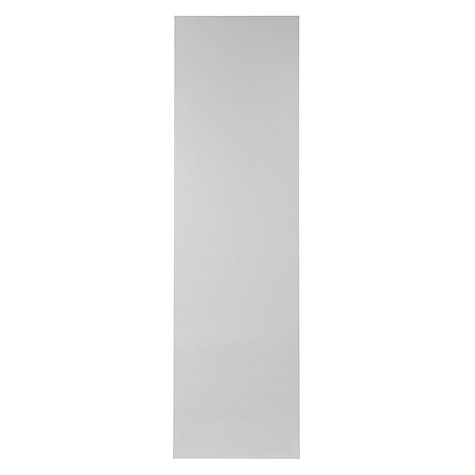 Buy John Lewis Treviso Sliding Double Wardrobe, White Online at johnlewis.com