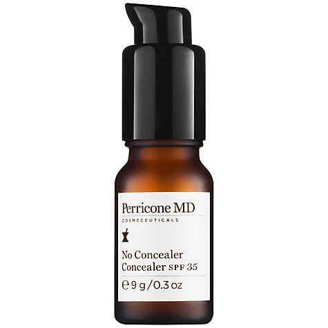 Buy Perricone MD No Concealer Concealer SPF35, 9ml Online at johnlewis.com