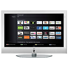 "Buy Loewe Xelos 51439T80 LED HD 1080p Smart TV, 40"" with Freeview HD Online at johnlewis.com"