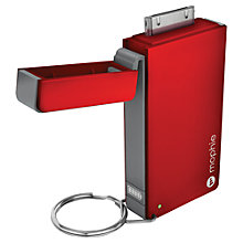 Buy Mophie Juice Pack Reserve, Portable Charger for iPhone and iPod, Red Online at johnlewis.com