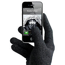 Buy Mujjo Touchscreen Gloves, Size S/M Online at johnlewis.com