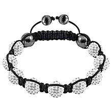 Buy Tresor Paris Crystal Bracelet Online at johnlewis.com