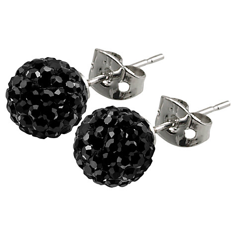 Buy Tresor Paris Crystal Stud Earrings Online at johnlewis.com