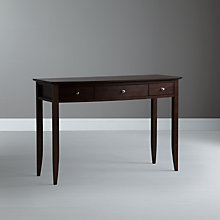 Buy John Lewis Jennifer Dressing Table, Walnut Online at johnlewis.com