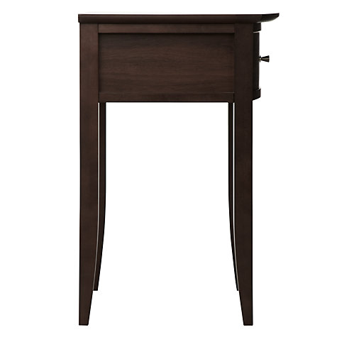 Buy John Lewis Jennifer 1-drawer Bedside Table Online at johnlewis.com