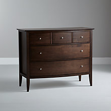 Buy John Lewis Jennifer 5 Drawer Chest Online at johnlewis.com