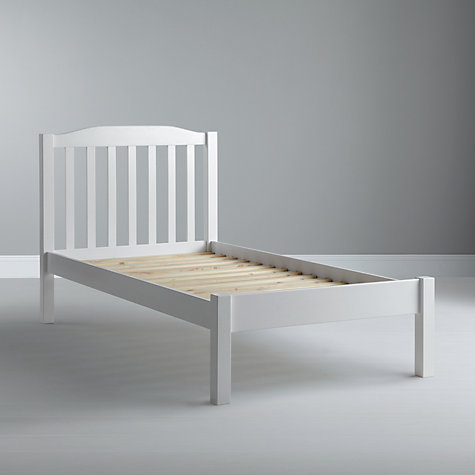 Buy little home at John Lewis Open Spring No Turn Mattress 1, Single Online at johnlewis.com