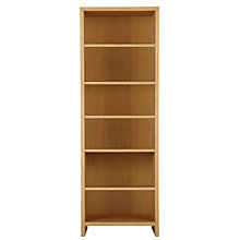 Buy House by John Lewis Oxford 1 x 3 Unit with 3 Shelves, Oak Online at johnlewis.com