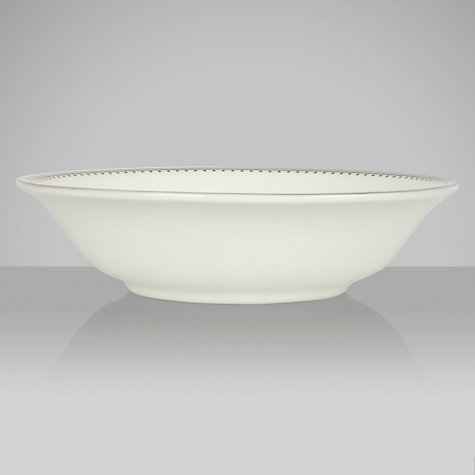 Buy Vera Wang for Wedgwood Grosgrain Cereal Bowl, Dia.16cm Online at johnlewis.com