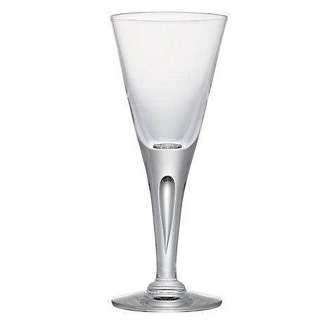Buy Dartington Crystal Sharon Sherry Glasses, Set of 2, Clear Online at johnlewis.com