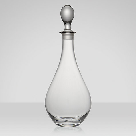 Buy Dartington Crystal Chateauneuf Decanter Online at johnlewis.com
