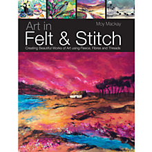 Buy Art In Felt & Stitch Online at johnlewis.com