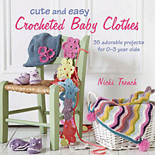 Buy Cute and Easy Crocheted Baby Clothes Online at johnlewis.com