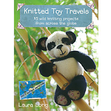 Buy Knitted Toy Travels Book Online at johnlewis.com