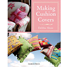 Buy Making Cushion Covers Online at johnlewis.com