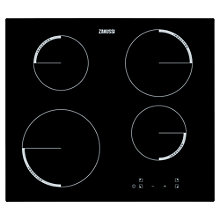 Buy Zanussi ZEI6240FBA Ceramic Induction Hob, Black Glass Online at johnlewis.com