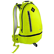 Buy Nike Cheyenne Vapour Running Backpack, Yellow Online at johnlewis.com