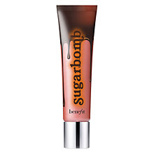 Buy Benefit Ultra Plush Lip Gloss, Sugarbomb Online at johnlewis.com