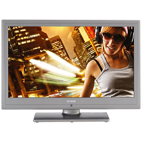 "Buy Linsar 22LED906T LED HD 1080p TV/DVD Combi, 22"" with Freeview Online at johnlewis.com"