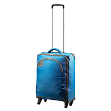 Buy Carlton Tribe 4-Wheel Spinner Suitcase, Caribbean Blue, Cabin Online at johnlewis.com
