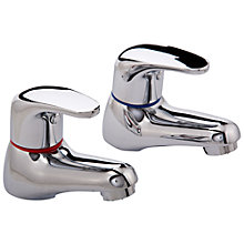 Buy John Lewis Ellen Lever Bath Taps Online at johnlewis.com