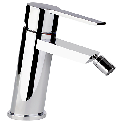 Abode Desire Single Lever Bidet Mixer with Pop Up Waste, H148mm