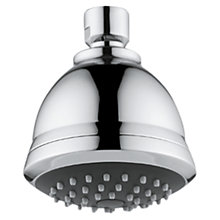 Buy Abode Euphoria Eco Showerhead Attachment Online at johnlewis.com
