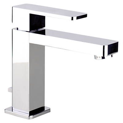 Abode Fervour Single Lever Basin Tap with Pop up Waste