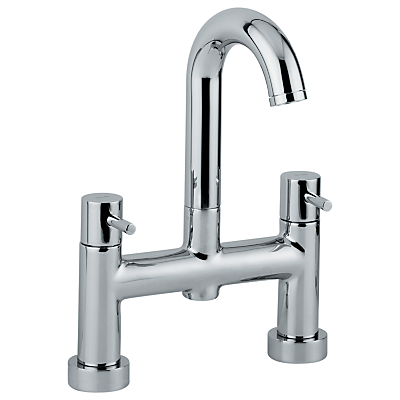 Abode Harmonie Deck Mounted Bath Filler