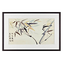 Buy Jane Dwight - Blue Blossom Framed Print, 39 x 52cm Online at johnlewis.com
