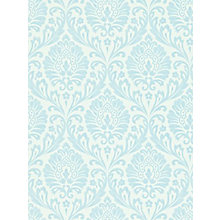 Buy Sanderson Home Ashby Damask Wallpaper Online at johnlewis.com