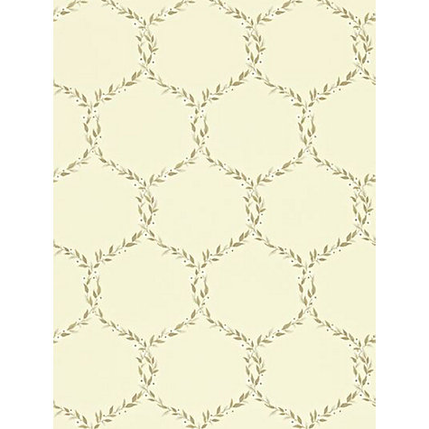 Buy Sanderson Fleur Trellis Wallpaper Online at johnlewis.com