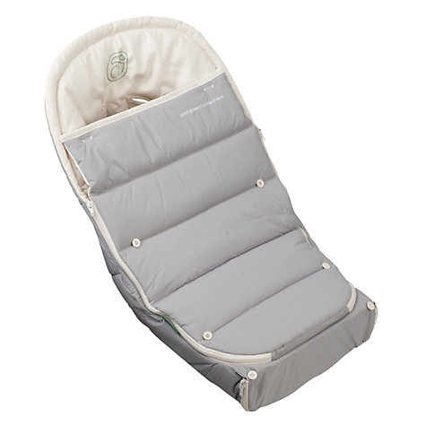 Buy Orbit Baby Small Footmuff, Natural Online at johnlewis.com