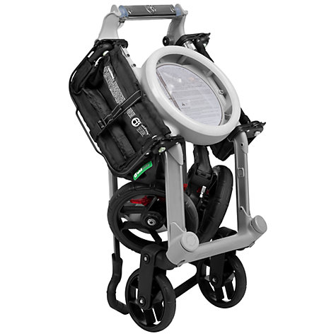 Buy Orbit Baby Panniers, Black Online at johnlewis.com
