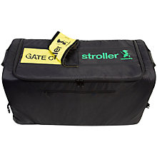 Buy Orbit Baby Pushchair Travel Bag, Black Online at johnlewis.com