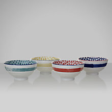 Buy John Lewis Orient Small Bowls, Set of 4 Online at johnlewis.com