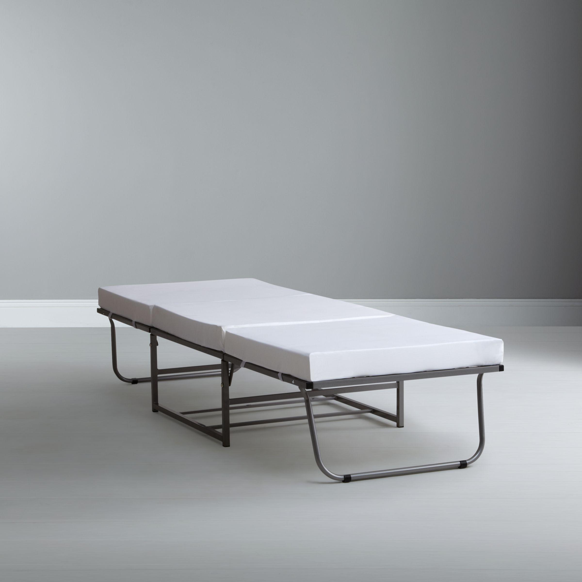 Zig Zag Folding Guest Bed, Single