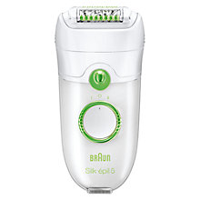 Buy Braun Silk-épil 5780 Epilator Online at johnlewis.com