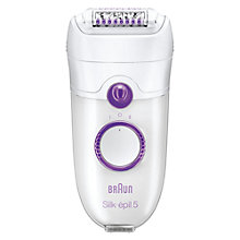 Buy Braun Silk-épil 5180 Epilator Online at johnlewis.com