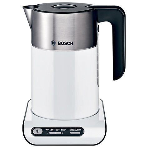 Buy Bosch Styline Kettle Online at johnlewis.com