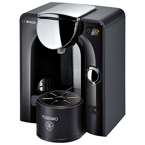 Buy Bosch TAS5542GB Tassimo Coffee Machine, Black Online at johnlewis.com