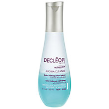 Buy Decléor Eye Makeup Remover, 150ml Online at johnlewis.com