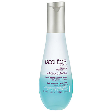 Buy Decléor Eye Make-up Remover, 150ml Online at johnlewis.com
