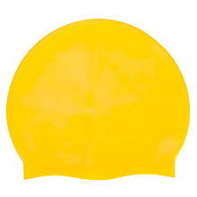 Buy Swimcap (One Size Fits All), Yellow Online at johnlewis.com