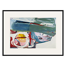 Buy Tate, Peter Lanyon- The Wreck Framed Print, 62 x 82cm Online at johnlewis.com