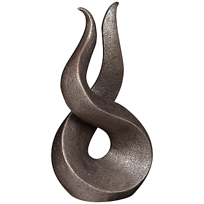 Image of Frith Sculpture Curve Bronze, by Adrian Tinsely