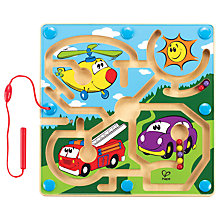 Buy Hape Mighty Motors Puzzle Online at johnlewis.com