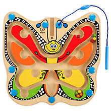 Buy Hape Colour Flutter Butterfly Maze Online at johnlewis.com